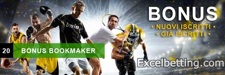use the bonuses offered by bookmakers